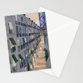 Carrer de Joaquin Costa - Barcelona Stationery Cards