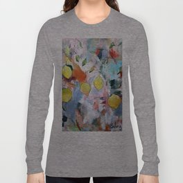 When Life Gives You Lemons, Paint Them Long Sleeve T-shirt