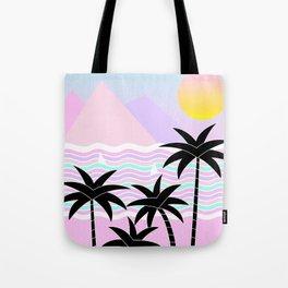 Hello Islands - Sunny Shores Tote Bag