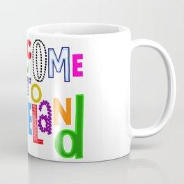 Welcome to Cleveland Coffee Mug