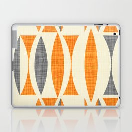Seventies  orange Laptop & iPad Skin