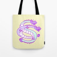 monogram Tote Bags featuring Monogram by Come & See