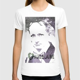 Charles Pierre Baudelaire T-shirt