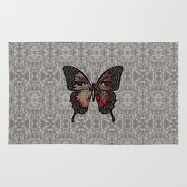 Butterfly Variation 05 Rug