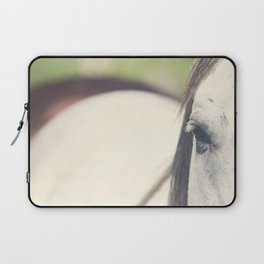 Grey Horse Laptop Sleeve