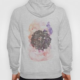 170320 Abstract Watercolor 3| Scandi Micron Art Design Hoody
