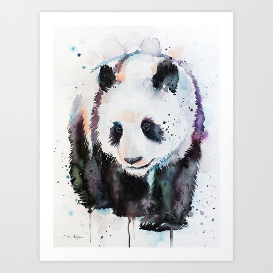 Panda by slaveika