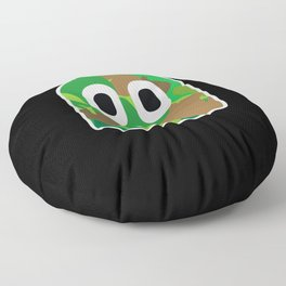 Camo Blinky Floor Pillow