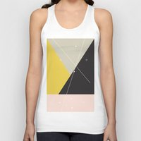 constellation Tank Tops featuring Constellation by Bambs Hemmings