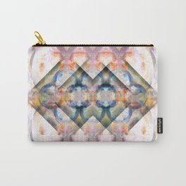 Multi-Colored Abstract Symmetry (Day) Carry-All Pouch