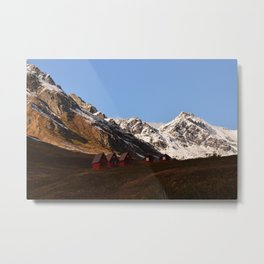 Hatcher Pass Termination Dust Metal Print
