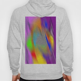 playing in sand with colours Hoody