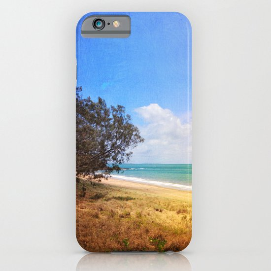 Beautiful Day by the Sea iPhone & iPod Case