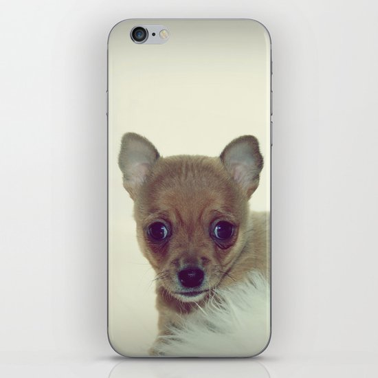 PUPPY iPhone Skin