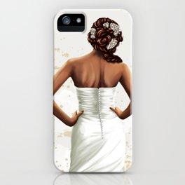 Marier iPhone Case