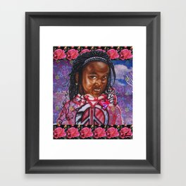 EBM i&iPhone Art01 Framed Art Print