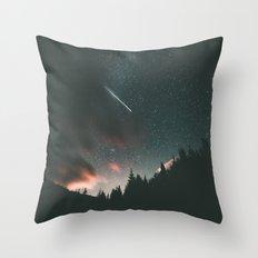 Stars II Throw Pillow