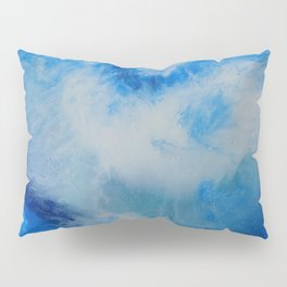 And the Heavens Opened up for Michael Pillow Sham