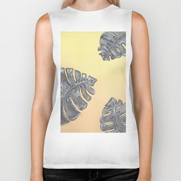 Touch of Tropical. Biker Tank
