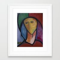 soldier Framed Art Prints featuring Soldier by Andrey Bond.