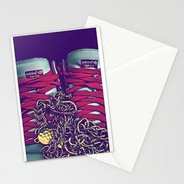 Liu Kang (Kicks) [Color] Stationery Cards