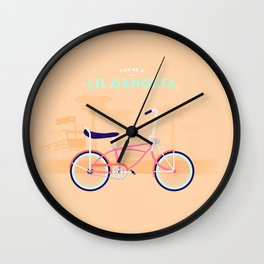 Lil' Gangsta Wall Clock