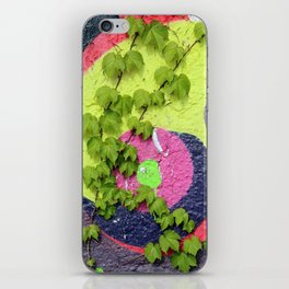 Nature vs. Nurture I iPhone Skin