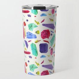 Asymmetric Jems Travel Mug