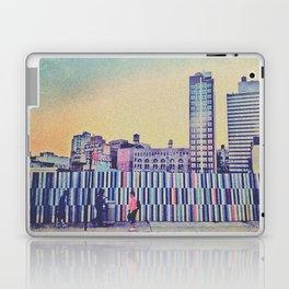 Brooklyn stripes Laptop & iPad Skin