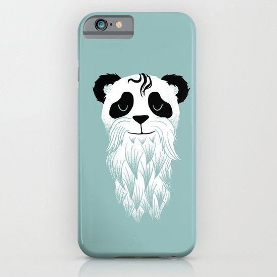 Panda Beard iPhone & iPod Case