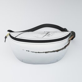 Milky Luminosity Fanny Pack