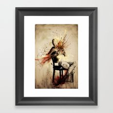 untitled#1 Framed Art Print