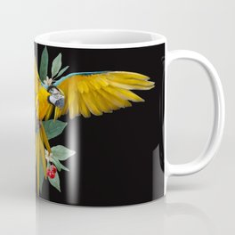 Ara Ararauna Coffee Mug