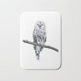 Owl of freedom Bath Mat