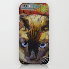 Seal Point Siamese iPhone 6s Slim Case