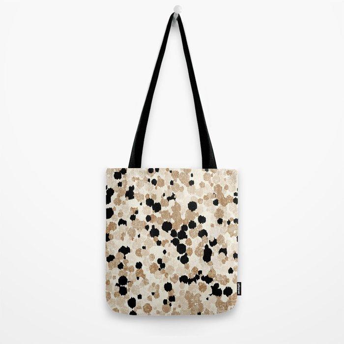 Pattern Dots Tote Bag