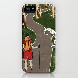The Fool iPhone Case