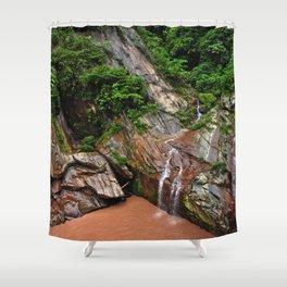 Peruvian Amazon I Shower Curtain