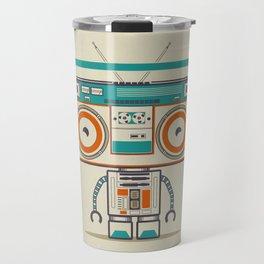 Music robot Travel Mug