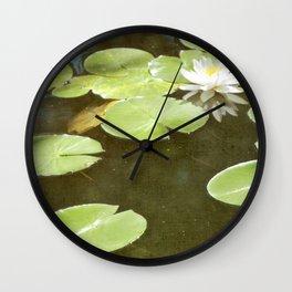Inner flower Wall Clock