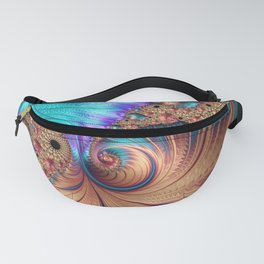 Curling Infinity Fanny Pack