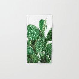 Velvet Cactus Hand & Bath Towel