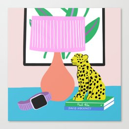 Modern Still Life Canvas Print