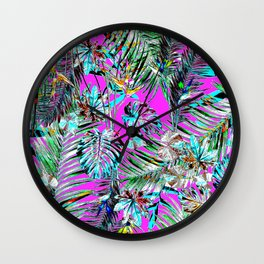 Isle of Sublime Wall Clock