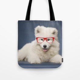 Little puppy Tote Bag