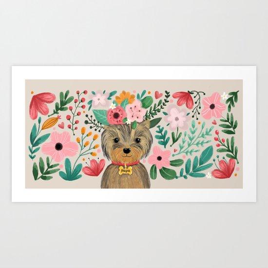 Napa Art Print