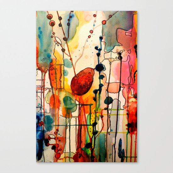 le troubadour Canvas Print