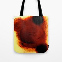 tyler durden Tote Bags featuring Tyler Durden... by Jean-Philippe Richard-Charman
