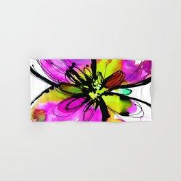 Ecstasy Bloom No.17e by Kathy Morton Stanion Hand & Bath Towel