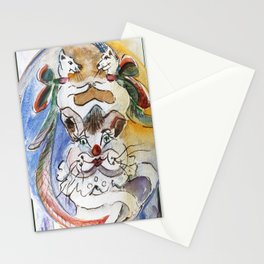 Pet Outing Stationery Cards